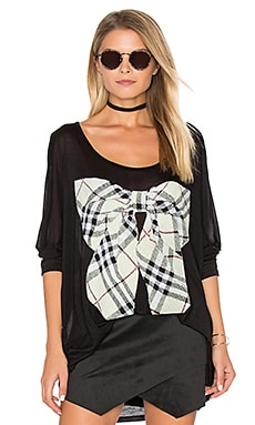 Milly Tee in Black