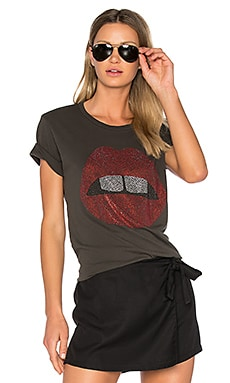 T-SHIRT CROFT BOLD MOUTH
