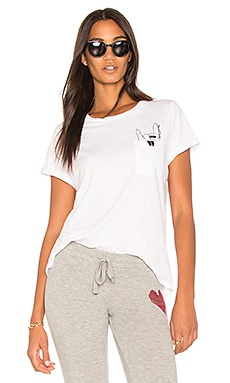 Cecille Rock Pocket Tee