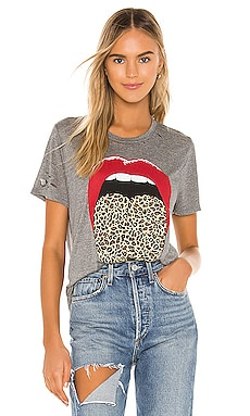 T-SHIRT GRAPHIQUE CAPRI Lauren Moshi $110 BEST SELLER