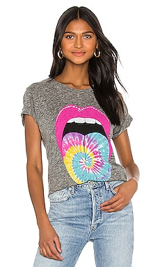 Capri Short Sleeve Vintage Tee Lauren Moshi $110 BEST SELLER