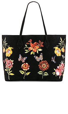 Jackie Luxury Tote in Black