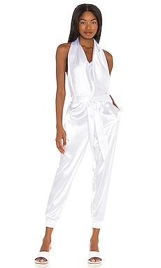 X REVOLVE Open Back Jumpsuit LNA $198