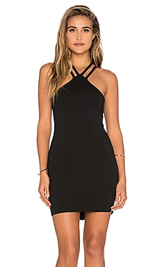 Santa Cruz Dress in Black