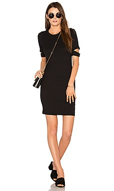 Mini Esso Dress in Black