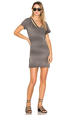 VESTIDO CAMISETA DOUBLE FALLON