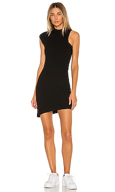 Peak Rib Dress LNA $78