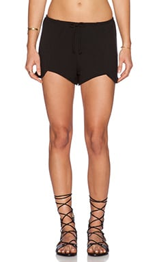 LNA Camille Short in Black