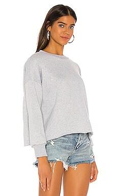 Dancer Rhinstone Sweatshirt LNA $174 NEW ARRIVAL