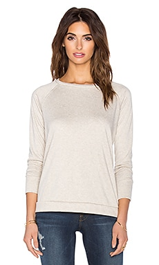 LNA Swing Sweatshirt in Lino