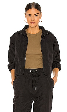 Nylon Tracksuit Top LNA $142 NEW