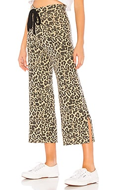 Leopard Kismet Pant LNA $125 BEST SELLER