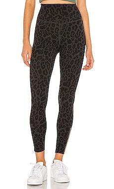 Leopard Zipper Legging LNA $134