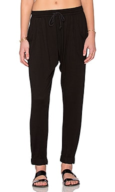 LNA Gypsy Pant in Black
