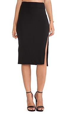 April Slit Skirt