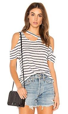 Avalanche Striped Tee