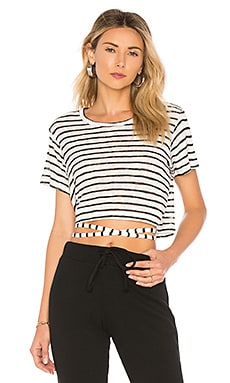 T-SHIRT WRAPPED UP LNA $88 BEST SELLER