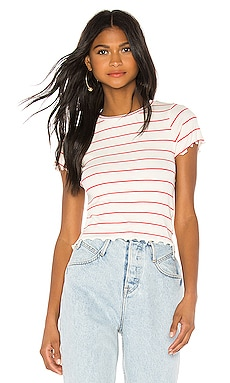 Kenise Rib Tee LNA $25 (FINAL SALE)