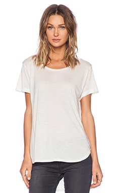 LNA Moon Tee in Scour