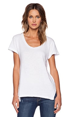 LNA Empire Tee in White