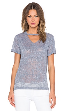 LNA Lani Tee in Grey