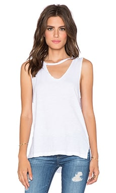 LNA Mara Tank in White