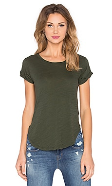 LNA McQueen Tee in Army