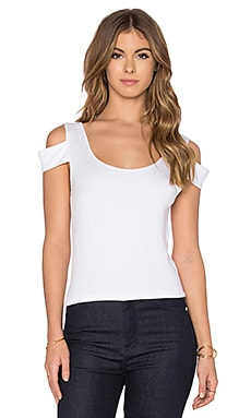 Teresitas Top in White