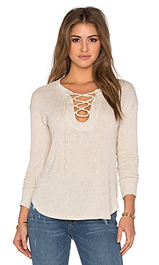 LNA Esperenza Sweater in Scour