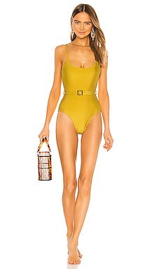 Casablanca Belted One Piece LNA $176 NEW ARRIVAL