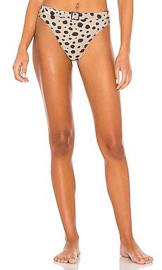 Sorrento Belted Bikini Bottom LNA $99