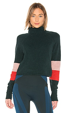 Piste Cropped Sweatshirt LNDR $102