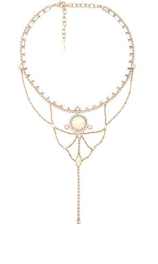 Lionette by Noa Sade Francesca Necklace in Opal