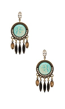 Lionette by Noa Sade Zimba Earring in Opal