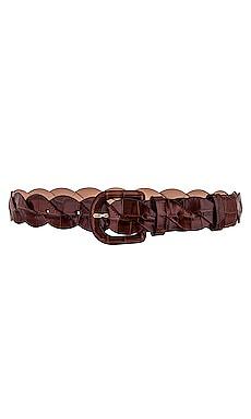 Deidre Wavy Pieced Belt Loeffler Randall $105