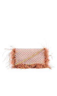 Mimi Beaded Clutch Loeffler Randall $350
