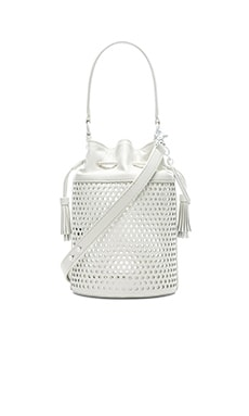 Loeffler Randall Industry Bag in White