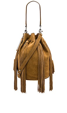 Industry Handbag in Sienna