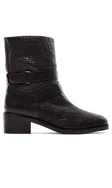 Loeffler Randall Vesper Boot with Shearling Lining in Black