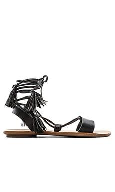 Loeffler Randall Saffron Sandal in Black