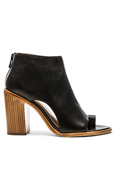 Loeffler Randall Gigi Open Toe Bootie in Black
