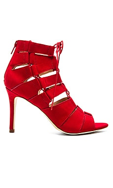Loeffler Randall Lottie Heel in Red
