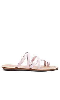 Sarie Sandal in Thistle