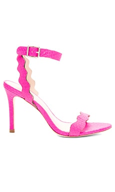 Amelia Heel in Bright Fuchsia