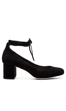 Clara Heel in Black