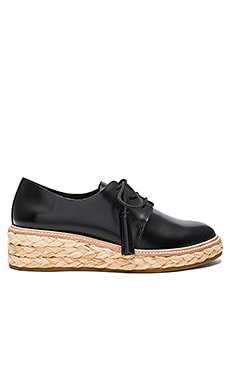 Callie Oxford in Black & Natural