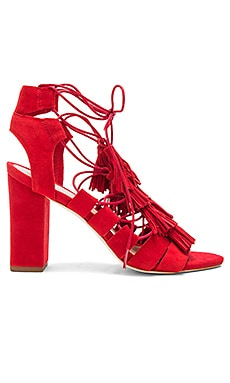 Luz Heel in Flame