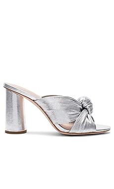 Coco Metallic Heel