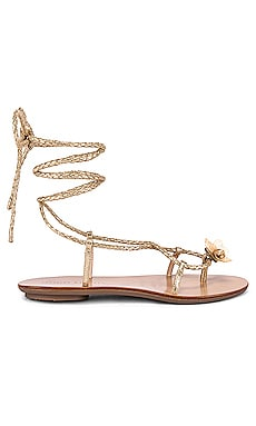 Wrap Sandal With Shells Loeffler Randall $127