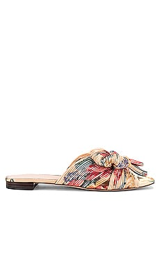 Daphne Knot Flat Sandal Loeffler Randall $250